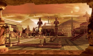 blestemul faraonilor