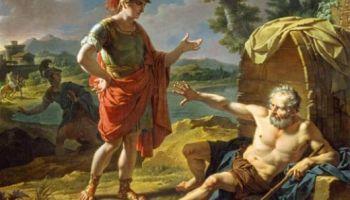 Diogene Caut un barbat)