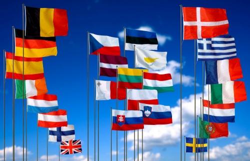 steagurile statelor membre ale Uniunii Eropene