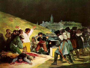 Goya - 3 mai