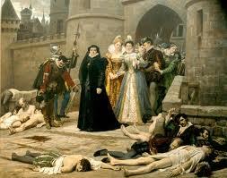 masacrul hughenotilor sfantul Bartolomeu