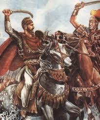 Decebal - rege al statului dac