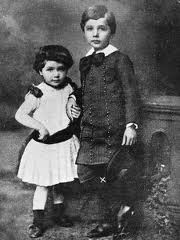Albert Einstein si sora sa, Maria (Maja)