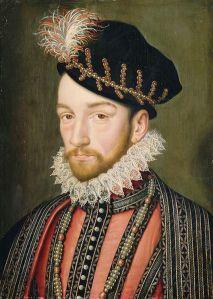 Carol IX, regele Frantei
