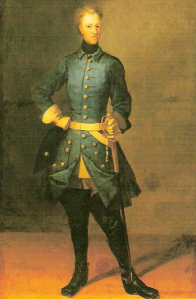 Carol XII, regele Suediei