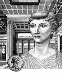 Livia, sotia lui Augustus
