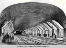 Londra - primul metrou din lume