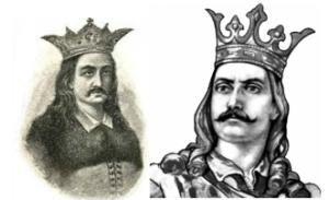 Radu cel Frumos si Stefan cel Mare