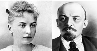 Vladimir Lenin si Inessa Armand - iubiri secrete