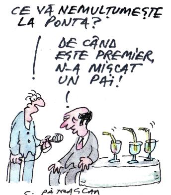 Basescu nemultumit de Ponta