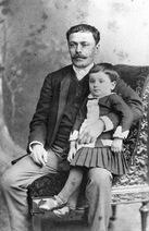 Ion Luca Caragiale si fiul sau, Mateiu