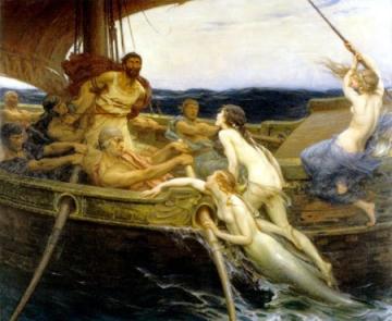 Odiseu - cantecul sirenelor
