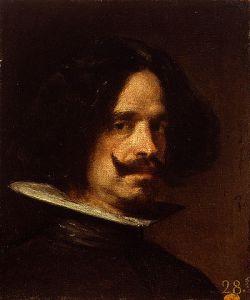 Diego Velazquez - autoportret