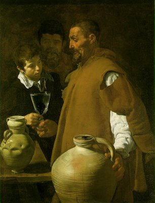 Diego Velazquez - Negustorul de apa din Sevilla
