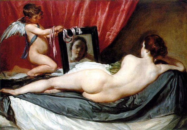 Diego Velazquez - Venus la oglinda
