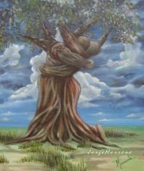 Filemon si Baucis - legenda iubirii