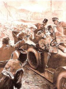Asasinarea lui Franz Ferdinand la Sarajevo