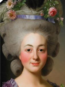 moda secolului XVIII