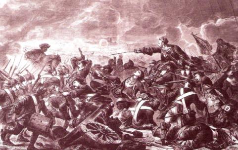 batalia de la Poltava