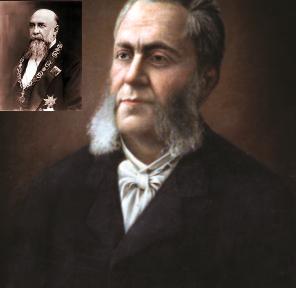 Nicolae Iorga si A.D. Xenopol