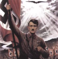 Adolf Hitler, pictura, 1935