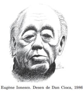 Eugene Ionesco, desen