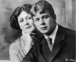 Isadora Duncan şi Serghei Esenin