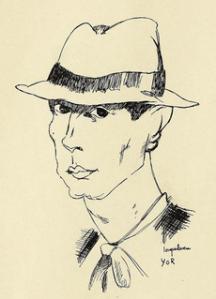 Petre Iorgulescu-Yor, autoportret