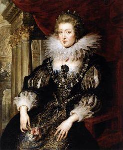 Ana de Austria portret