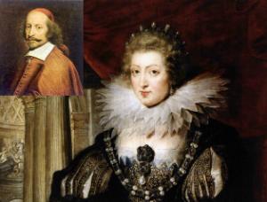 Ana de Austria si cardinalul Mazarin