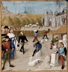 constructorii catedralelor
