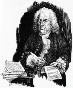 Johann Sebastian Bach - compozitor