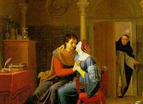 Pierre Abelard si Heloise