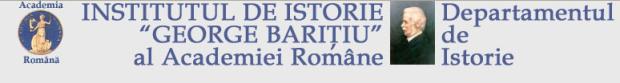 institutul de istorie George Baritiu Cluj-Napoca