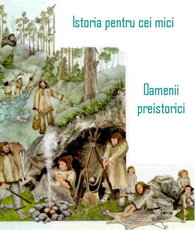 oamenii preistorici