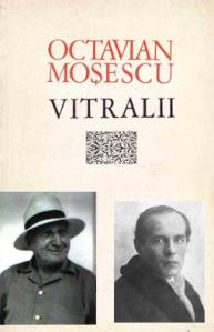 Octavian Mosescu si Adrian Maniu in Vitralii