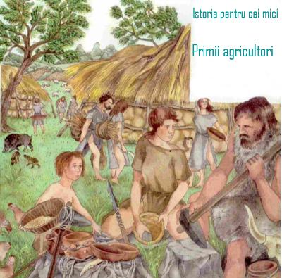 primii agricultori