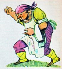 Hangiul din Don Quijote de Cervantes