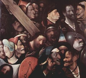 Bosch - Purtarea crucii