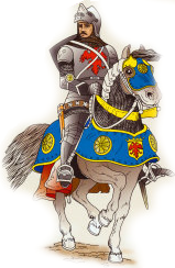 cavaler medieval