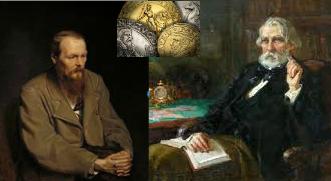 Dostoievski si Turgheniev. Bani