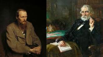 Dostoievski si Turgheniev