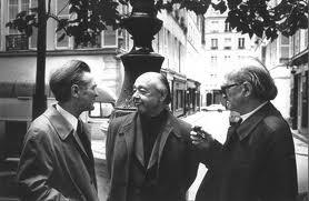 Eliade, Cioran, Ionesco