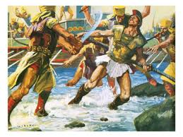 greci si persi - batalia de la maraton