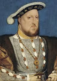 Henric VIII, regele Angliei