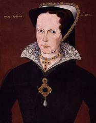 Maria I, regina Angliei