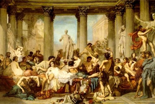 Saturnalia - sarbatoare romana
