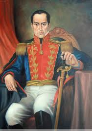 Simon Bolibar El Libertador (Eliberatorul)