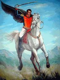 Simon Bolivar eliberatorul