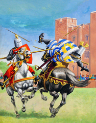 turnir medieval